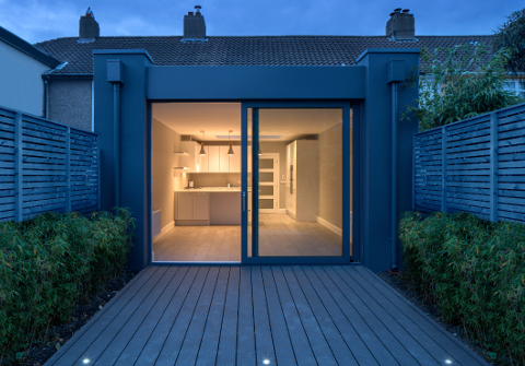 Home Extension, Kimmage, Dublin 12